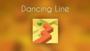 معرفی و دانلود بازی Dancing Line : حرکت روی ریتم موزیک