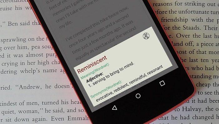 دانلود 17 برنامه مترجم برتر: دیکشنری انگلیسی به انگلیسی و غیره