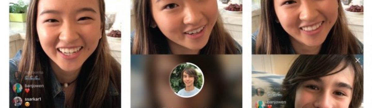 آموزش ارسال ویدیو لایو دو نفره در اینستاگرام (Instagram Live Video)