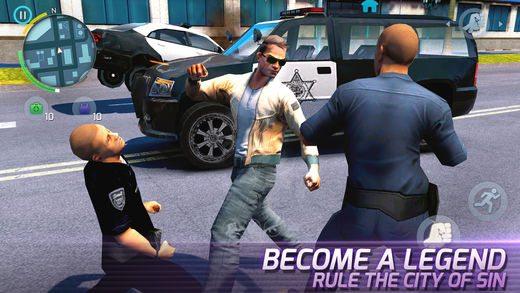 معرفی و دانلود بازی Gangstar Vegas : گنگستر وگاس