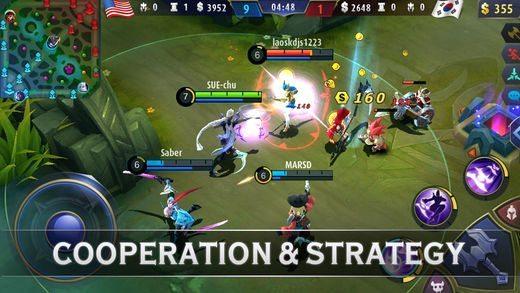 معرفی و دانلود بازی Mobile Legends Bang Bang