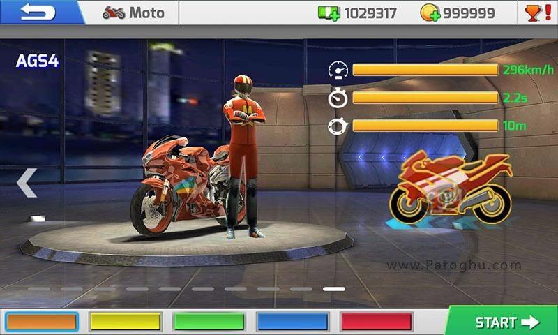 معرفی و دانلود بازی Real Bike Racing : مسابقات موتورسواری