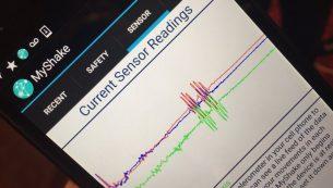دانلود ۱۱ برنامه پیش بینی زلزله و زمین لرزه برای موبایل