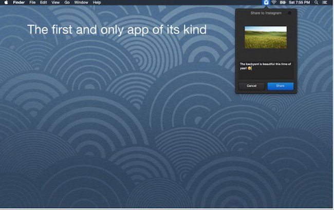 مدیریت اینستاگرام با کامپیوتر