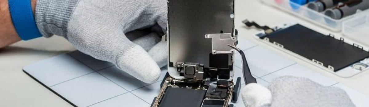 تعمیرات آیفون با قطعات اورجینال | گارانتی موبایل کمک