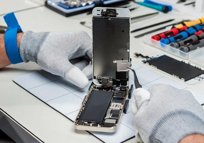 تعمیرات آیفون و گوشی موبایل دیگر یک دردسر نیست!