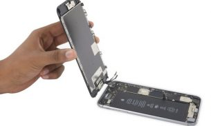 آموزش تعویض تاچ ال سی دی آیفون ۶s پلاس اپل+ویدئو