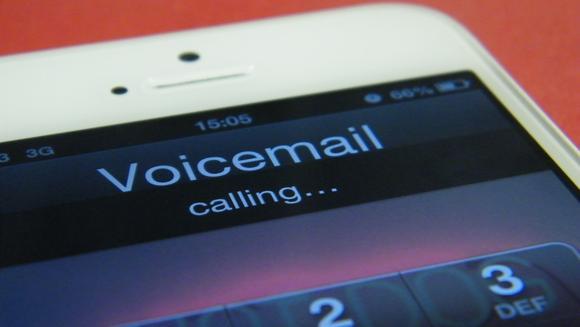 غیر فعال کردن Voice Mail آیفون