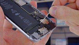 تعویض باتری گوشی آیفون و سامسونگ با ثبت سفارش آنلاین