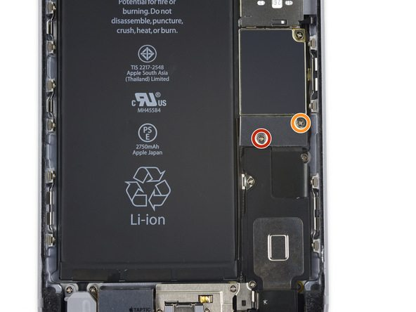 display replacement iphone 6s plus