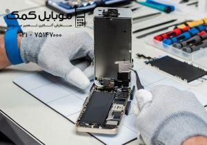 خرید قطعات موبایل با بهترین قیمت در فروشگاه موبایل کمک