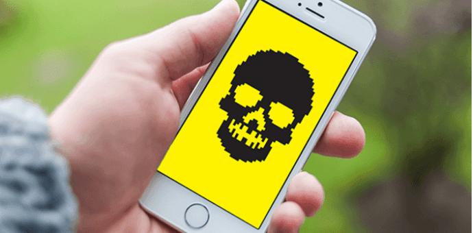 همه چیز در مورد ویروس آیفون در موبایل کمک