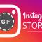 آموزش ارسال گیف در استوری اینستاگرام (GIF)