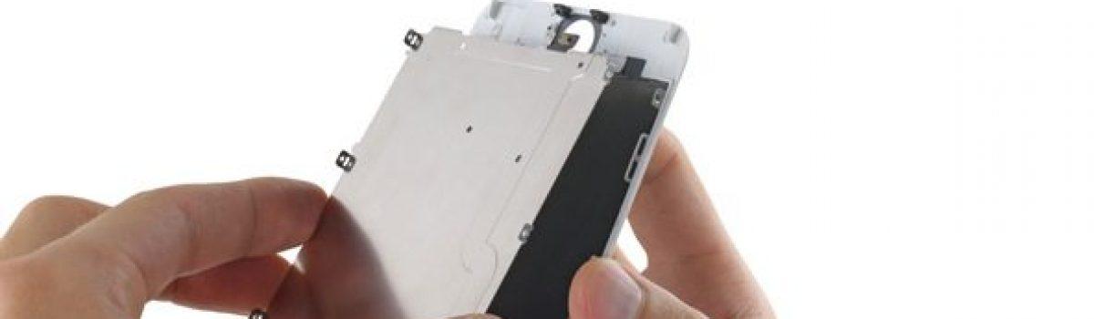 تعمیرات آیفون: تعویض پنل جلوی آیفون ۶ پلاس اپل