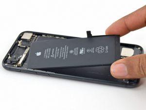 آموزش تعویض باتری آیفون ۷ اپل + ویدیو