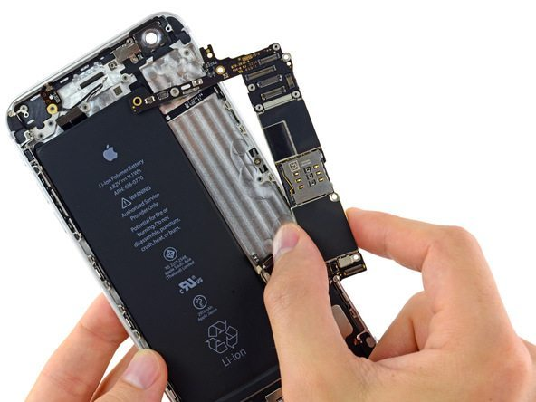 iPhone 6 Plus Logic Board Replacement