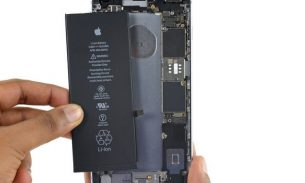 آموزش تعویض باتری آیفون ۶ اس پلاس اپل+ویدئو