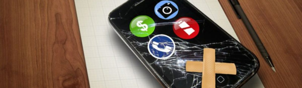 ۱۰ مشکل گوشی های موبایل و آموزش تعمیر و رفع آن ها