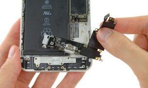 آموزش تعویض سوکت شارژ آیفون ۶ پلاس اپل + ویدیو