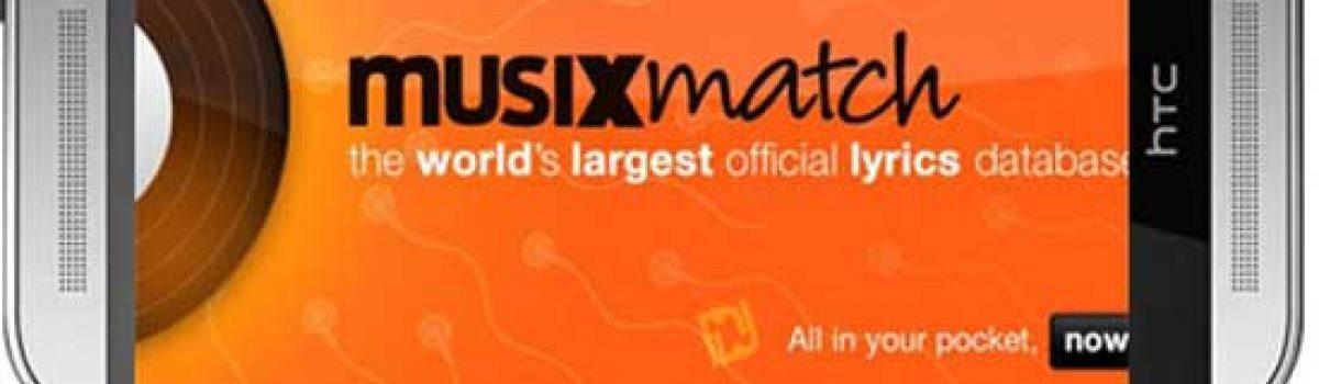 بررسی و دانلود برنامه Musixmatch ؛ پخش موسیقی با نمایش متن