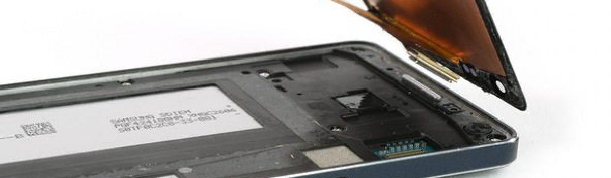 تعمیرات سامسونگ: تعویض ال سی دی گوشی موبایل گلکسی A5 2015