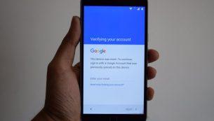 آموزش حل مشکل اکانت گوگل بعد از فکتوری ریست موبایل سامسونگ