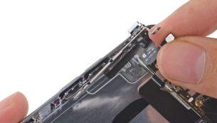 آموزش تعویض سیم دکمه ولوم آیفون ۶ اپل