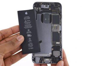 آموزش تعویض باتری آیفون ۶ اس اپل