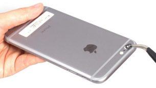 آموزش تعویض شیشه لنز دوربین اصلی آیفون ۶ اپل + ویدئو