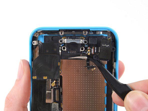 تعمیر آیفون : آموزش تعویض سوکت شارژ آیفون 5C (لایتنینگ پورت)