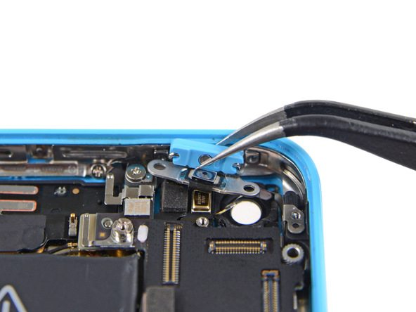 iPhone 5c Power Button Replacement