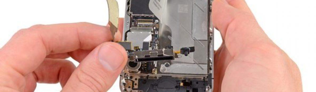 تعمیر آیفون: تعویض سوکت شارژ آیفون ۴S اپل