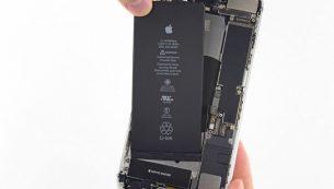 آموزش تعویض باتری آیفون ۸ پلاس اپل+ویدئو