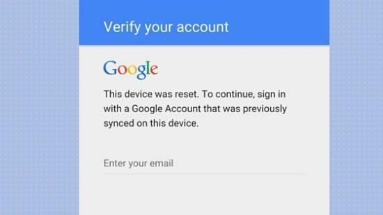 آموزش حل مشکل اکانت گوگل بعد از فکتوری ریست سامسونگ