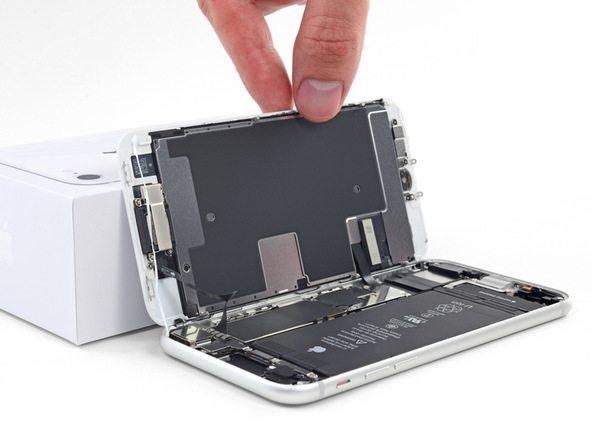 تعمیر آیفون : آموزش تعویض باتری آیفون 8 اپل