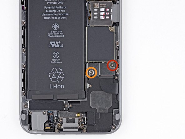 iPhone 6 Home Button Cable Replacement