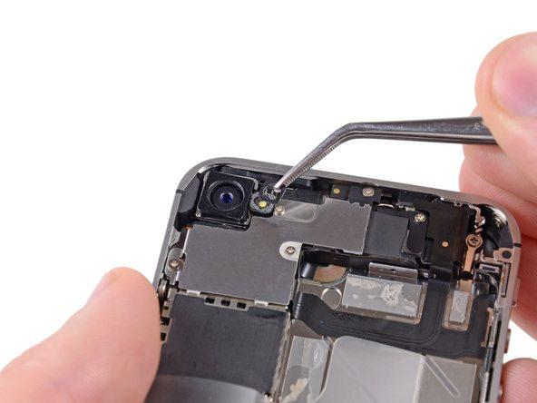 تعمیرات آیفون : آموزش تعویض برد آیفون 4S اپل