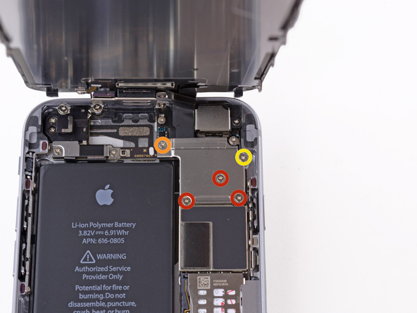 iPhone 6 Antenna Flex Cable Replacement