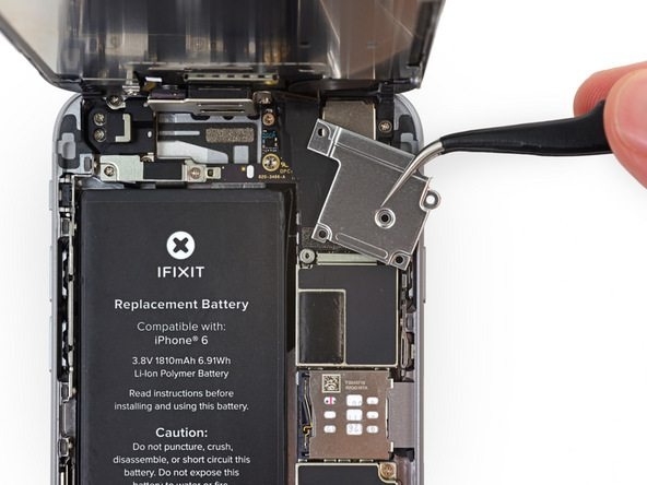 iPhone 6 Power Button Replacement