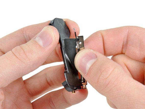 تعمیرات آیفون : آموزش تعویض سیم آنتن آیفون 4 اپل