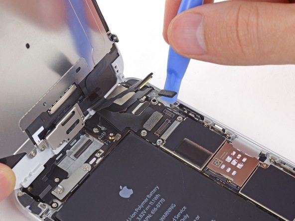 iPhone 6 Plus Rear Case Replacement