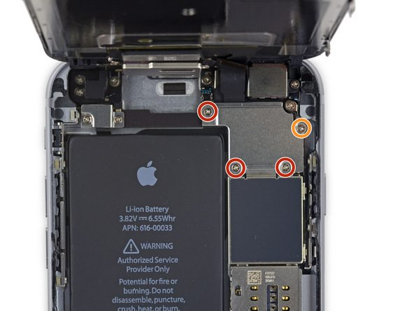 iPhone 6s Power Button Cover Replacement