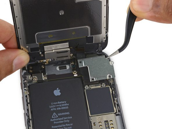 iPhone 6s iSight Camera Replacement