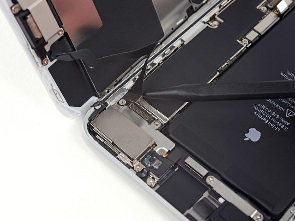 آموزش تعویض دکمه هوم آیفون 8+ اپل (تاچ آیدی)