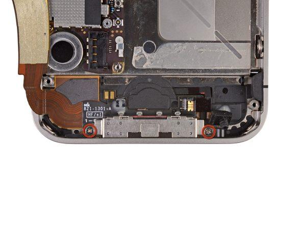 تعمیرات آیفون : آموزش تعویض سوکت شارژ آیفون 4S