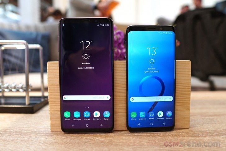 Galaxy S9 و Galaxy S9+