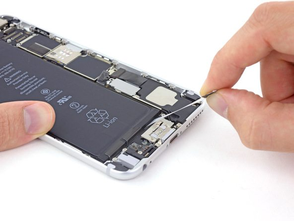iPhone 6 Plus Power Button Replacement