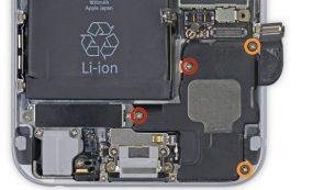 آموزش تعویض اسپیکر آیفون ۶ اپل