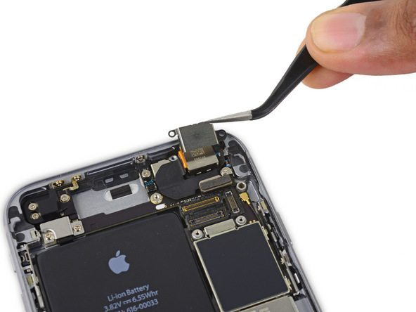 iPhone 6s Logic Board Replacement