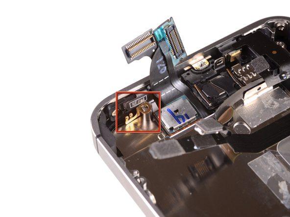 تعمیر آیفون : آموزش تعویض دوربین سلفی آیفون 4S
